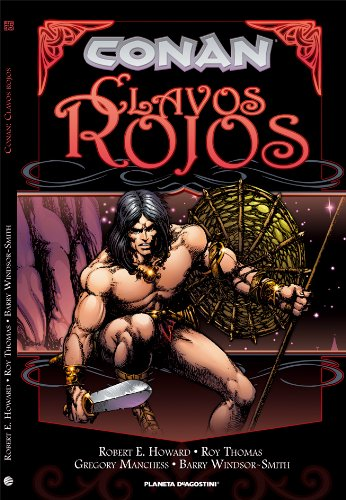 Conan Clavos rojos