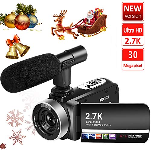 Videocámara Cámara Video 2.7K Videocamara Full HD