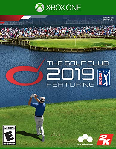 GOLF CLUB 2019 PGA TOUR - GOLF CLUB 2019 PGA TOUR (1 GAMES) (Spiele Playstation 4 Golf)