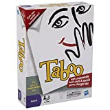 #8: Taboo -Game Of Unspeakable Fun Toy Board Game For grown up Adults
