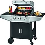 Profi Cook Grill PC-GG 1057, schwarz