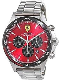 122ce140b1c2 Scuderia Ferrari Reloj de Pulsera 830619