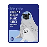 Holika Baby Pet Magic Mask Sheet - Maschera per il viso, cosmetico coreano