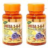 Shrey's Omega 369 Flaxseed Oil (Cold Pre...