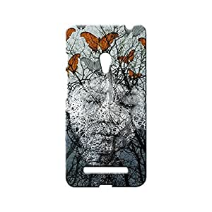 BLUEDIO Designer Printed Back case cover for Asus Zenfone 5 - G4009