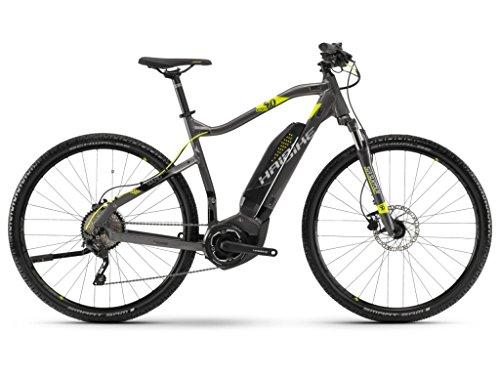 """'Haibike SDURO Cross 4.0Herren E-Bike 28""""10-velocità Größe 64Yamaha pw-s 400Wh 2018(Trekking Werkzeugset)/E-Bike SDURO Cross 4.0Man 2810-Speed Size 64Yamaha pw-s 400Wh 2018(Electric Trekking)"""