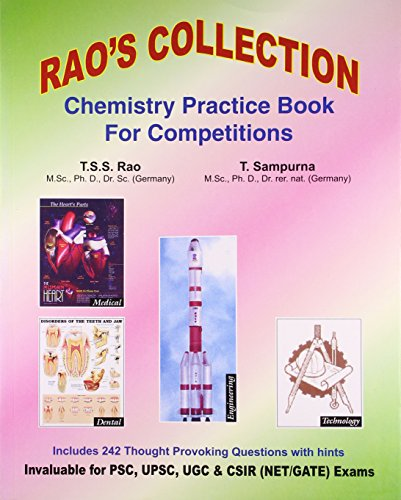 Rao's Collection: Chemistry Practice Book for Competitions
