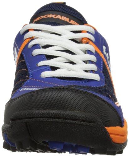 Kookaburra Phoenix-Hockey chaussures Bleu Bleu/Orange Bleu - Bleu/Orange