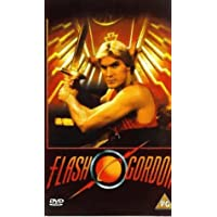 Flash Gordon [1980] [DVD] by Mike Hodges|Sam J. Jones|Melody Anderson|Max von Sydow