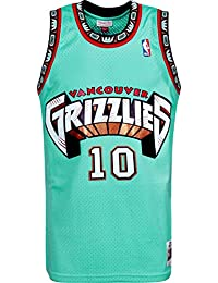 Mitchell & Ness Vancouver Grizzlies 1998 Camiseta sin Mangas