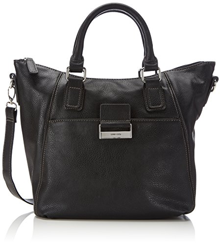 Gerry Weber - Be Different Handbag, Borsa A Tracolla da donna Nero (Black)