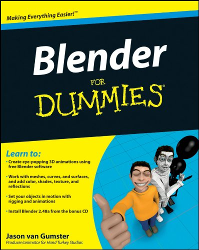 Blender For Dummies (English Edition)