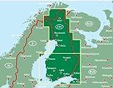 Image de Finlandia, mapa de carreteras. Escala 1:500.000. Freytag & Berndt. (Auto karte)
