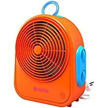 Olimpia Splendid 99524 Color Blast Termoventilatore, 2000 W, Orange