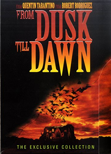 From Dusk Till Dawn - Uncut Trilogy - The Exclusive Collection 3 DVD Schuber Box/Erstauflage - Limited Edition