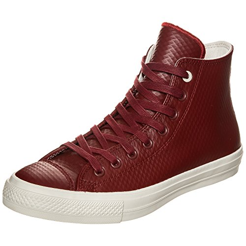 Converse Chuck II Mesh Back Leather