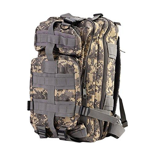 Imagen de pyrus 30l al aire libre militar del ejército tactical  oxford deporte bolsa de camuflaje para camping viaje senderismo trekking, camouflage