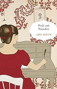 Mod Lib Pride & Prejudice par Jane Austen