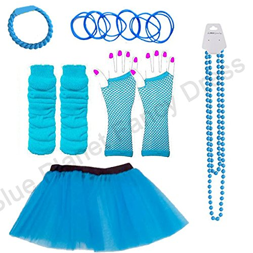 Plus Size 16-24 Skirt and Accessories Set in 7 Colours