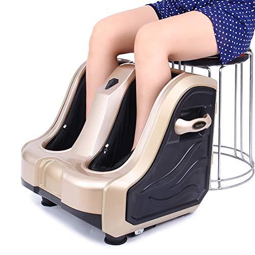 ZUEN Massagegerät Fußmassagegerät Allround-Bein Qualitätssicherung Intelligentes Allround-Gold