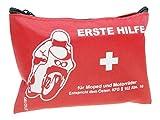 Erste Hilfe Set Verbandskissen für Roller Moped Motorrad Quad (5-017)