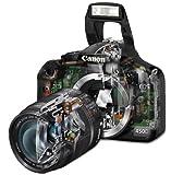 Canon EOS 450D SLR-Digitalkamera (12 Megapixel, LiveView) Kit inkl. EF-S 18-55mm IS Objektiv (bildstabilisiert) - 6
