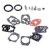 Le kit de diaphragme de réparation de réparation de carburateur de carburateur convient à Walbro K20-WYL