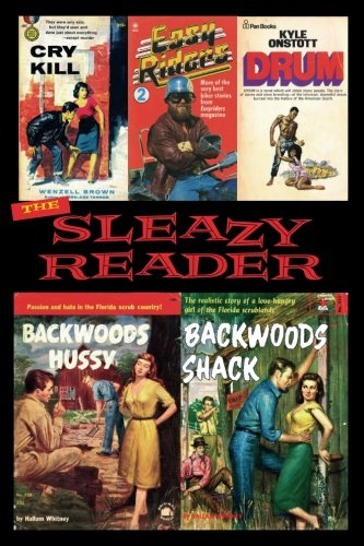 The Sleazy Reader issue 5: The fanzine of vintage adult paperbacks: Volume 1 por Mr Justin Marriott