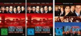 Law & Order: Special Victims Unit - Season One & Two (1.1+1.2+2) im Set - Deutsche Originalware [13 DVDs]