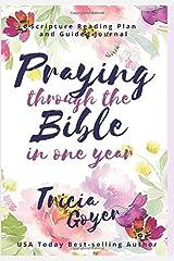 Praying Through the Bible in One Year Paperback