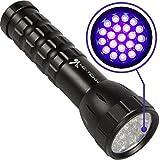 UV Taschenlampe – Schwarzlicht Taschenlampe – Hygienelampe – Findet alle versteckte unsichtbare Flecken