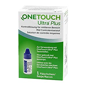 OneTouch Ultra Plus Kontrolllösung, 3.8 ml