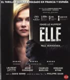 Elle (ELLE - BLU RAY -, Spain Import, see details for languages)