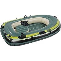 Kayak Gonflable, Explorateur de Bateau de Pêche Gonflable pour 2 Personnes Kayak en Caoutchouc épais en PVC à la Dérive…