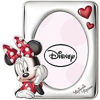 Valenti & Co _ Marco Fotos pintado con técnica 3d _ plata _ Disney Minnie Ratón