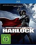 Space Pirate Captain Harlock [Blu-ray]