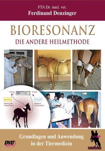DVD Bioresonanz die andere Heilmethode Dr.F.Denzinger