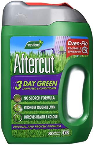 Westland Aftercut 3-Day Green Even Flo Streuer zur Rasenpflege