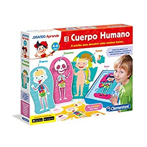 Clementoni Learn The Human Body (55114.9)