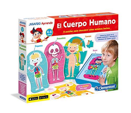 Clementoni - Aprende el Cuerpo Humano (55114.9)