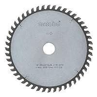 Metabo 628033000 167 x 20 40 WZ HW/CT Circular Saw Blade