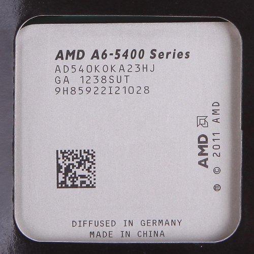 AMD A Series A6 5400K Dual Core Trinity Prozessor Mit AMD