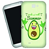 My Custom Style Cover 3D Summertime_A für Apple und Samsung Samsung Galaxy S3 Note Rock Avocado
