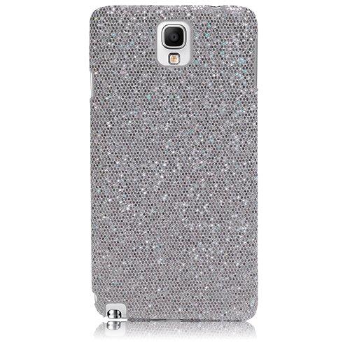 Xtra-Funky Esclusivo Lucente Paillette risplendere scintillanti scintillio per Samsung Galaxy Note 4 -