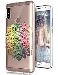 Coque Étui Xiaomi Redmi Note 5 Pro,KunyFond Coque en Silicone Paillette,TPU  Silicone fbcc1b32f74
