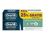 ORAL-B PRO.EXPERT PROTECCIÓN DE ENCÍAS PASTA 2X125ML
