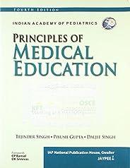 Principles Of Medical Education (Iap)