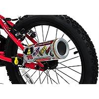 Sistema de escape con diseño de turbosnios , color/modelo surtido