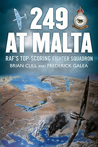 249-at-malta-rafs-top-scoring-fighter-squadron-english-edition