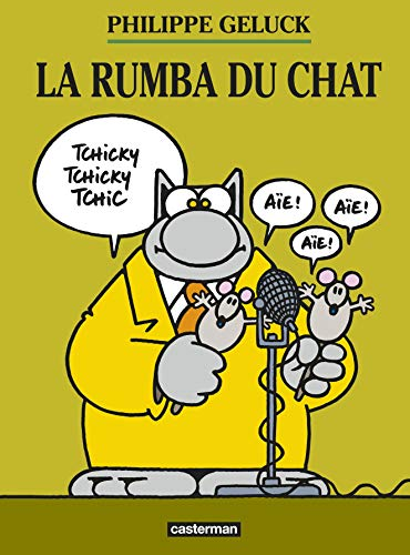 Le Chat, Tome 22 : La rumba du chat